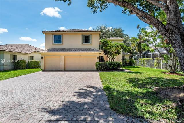 4967 NW 52nd Ave, Coconut Creek, FL 33073 (MLS #A10925943) :: Re/Max PowerPro Realty