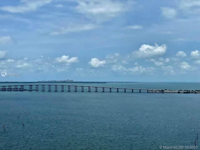 1450 Brickell Bay Drive #1807, Miami, FL 33131 (MLS #A10926092) :: Castelli Real Estate Services