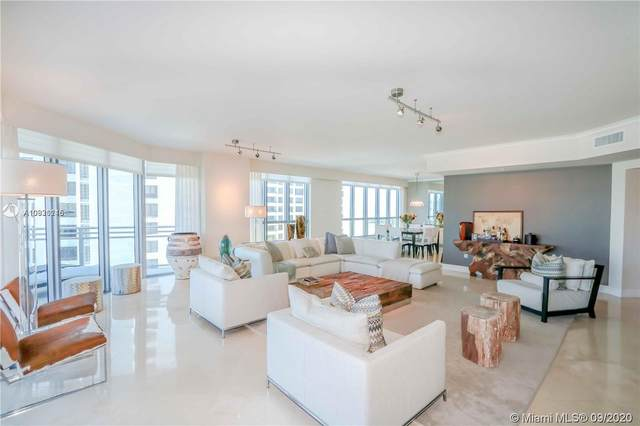 3535 S Ocean Dr #606, Hollywood, FL 33019 (MLS #A10926115) :: The Riley Smith Group