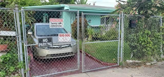 131 NW 42nd St, Miami, FL 33127 (MLS #A10926178) :: Miami Villa Group
