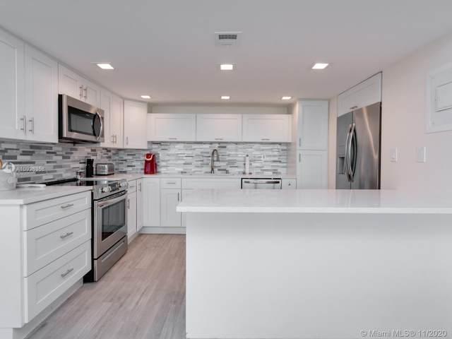 1410 S Ocean Dr #604, Hollywood, FL 33019 (MLS #A10926358) :: Berkshire Hathaway HomeServices EWM Realty