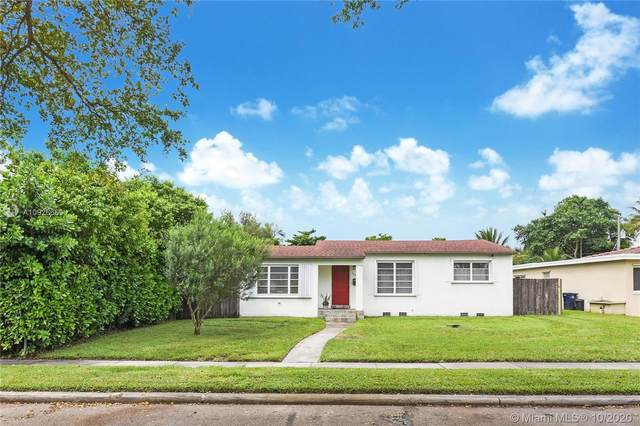 6457 SW 10th St, West Miami, FL 33144 (MLS #A10926663) :: Berkshire Hathaway HomeServices EWM Realty