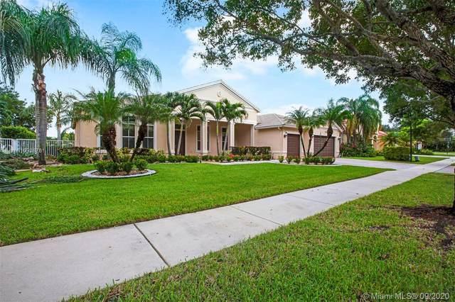4846 Citrus Way, Cooper City, FL 33330 (MLS #A10926761) :: Green Realty Properties