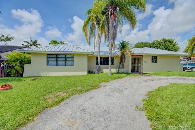 5620 SW 58th Ct, South Miami, FL 33143 (MLS #A10926791) :: The Riley Smith Group