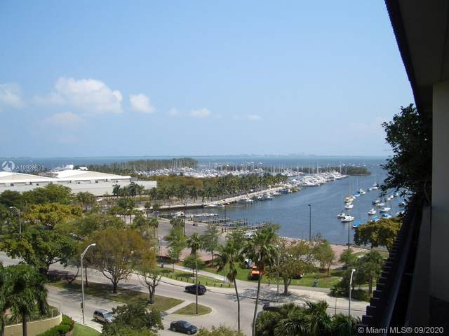 2901 S Bayshore Dr 9H, Miami, FL 33133 (MLS #A10926891) :: ONE Sotheby's International Realty