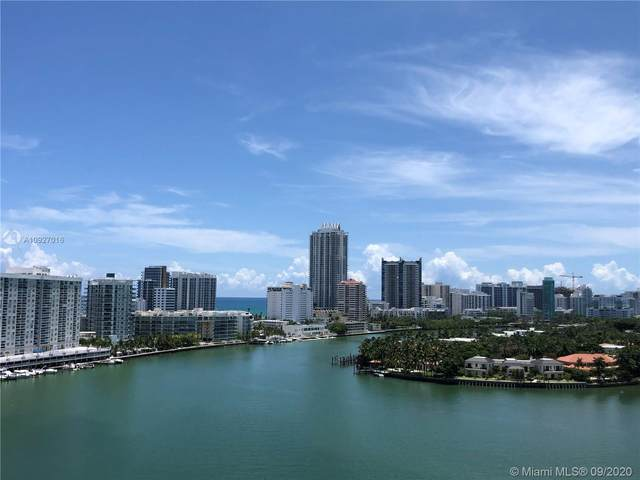 900 Bay Dr #313, Miami Beach, FL 33141 (MLS #A10927016) :: The Pearl Realty Group