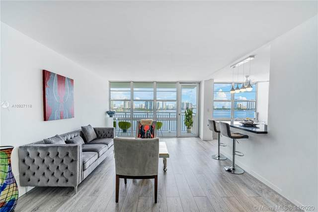 301 174th St #715, Sunny Isles Beach, FL 33160 (MLS #A10927118) :: Ray De Leon with One Sotheby's International Realty
