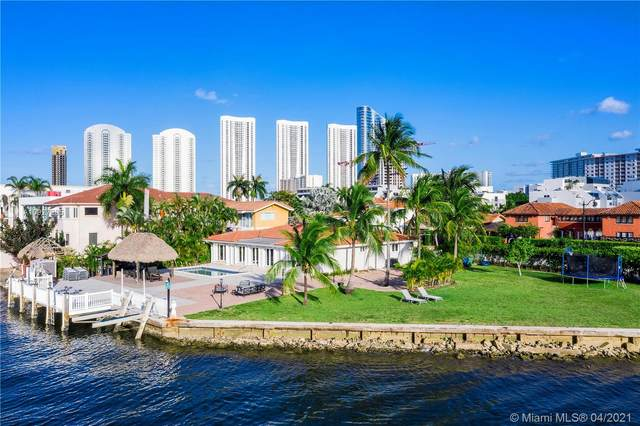 333 Atlantic Isle, Sunny Isles Beach, FL 33160 (MLS #A10927295) :: The Riley Smith Group