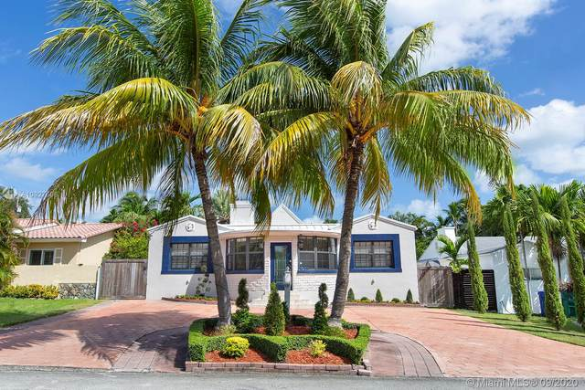 1059 NE 88th St, Miami, FL 33138 (MLS #A10927606) :: The Howland Group