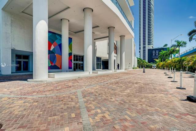 4010 S Ocean Dr #3709, Hollywood, FL 33019 (MLS #A10927662) :: Re/Max PowerPro Realty