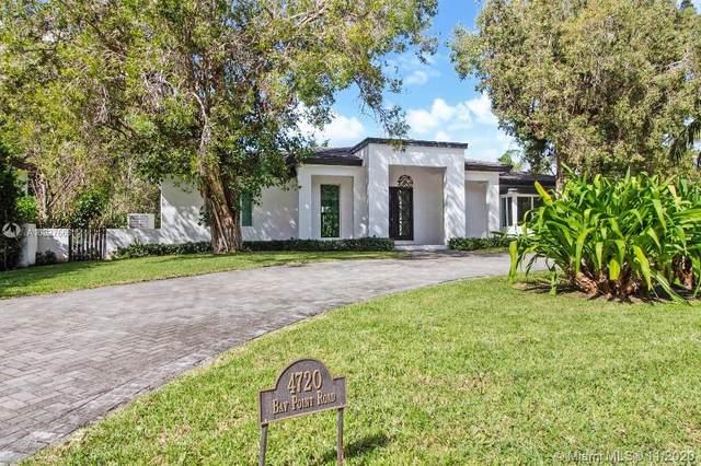 4720 Bay Point Rd, Miami, FL 33137 (MLS #A10927663) :: Douglas Elliman