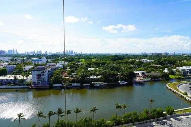 2555 Collins Ave #1410, Miami Beach, FL 33140 (MLS #A10928305) :: Castelli Real Estate Services