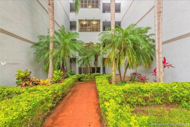 8888 SW 131 Ct #306, Kendall, FL 33186 (MLS #A10928310) :: The Rose Harris Group