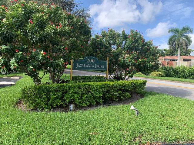 200 Jacaranda Country Club Dr 2A, Plantation, FL 33324 (MLS #A10928351) :: ONE | Sotheby's International Realty