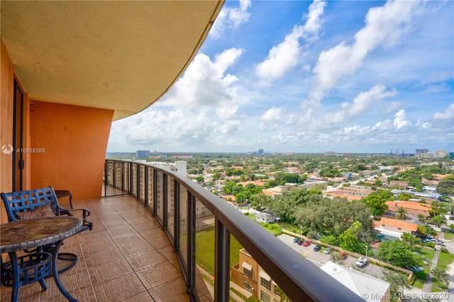 2301 SW 27th Ave #1404, Miami, FL 33145 (MLS #A10928389) :: Berkshire Hathaway HomeServices EWM Realty