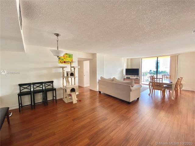 210 174th St #1205, Sunny Isles Beach, FL 33160 (MLS #A10928455) :: Carole Smith Real Estate Team