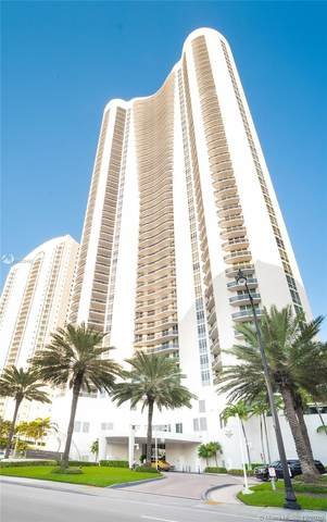 16001 Collins Ave #4201, Sunny Isles Beach, FL 33160 (#A10928493) :: Posh Properties