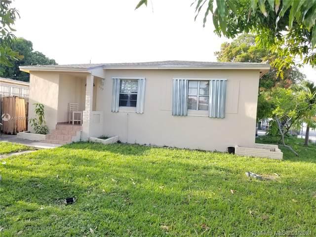 599 E 19th St, Hialeah, FL 33013 (MLS #A10928754) :: Carole Smith Real Estate Team