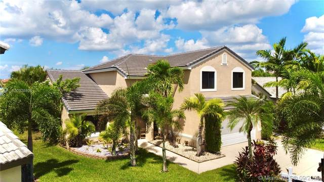 460 NW 190th Ave, Pembroke Pines, FL 33029 (MLS #A10928806) :: GK Realty Group LLC