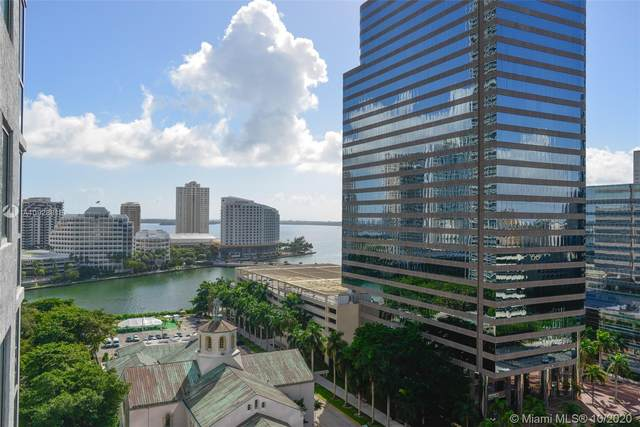 500 Brickell Ave #1604, Miami, FL 33131 (MLS #A10928818) :: ONE Sotheby's International Realty