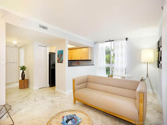 2951 S Bayshore Dr #414, Miami, FL 33133 (MLS #A10928975) :: Search Broward Real Estate Team