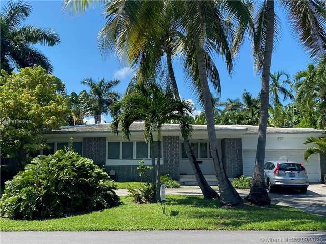 7720 Coquina Dr, North Bay Village, FL 33141 (MLS #A10928976) :: Berkshire Hathaway HomeServices EWM Realty