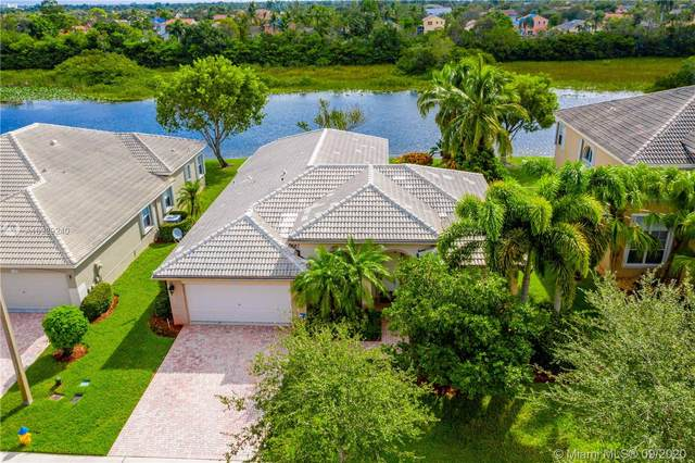 1075 NW 167th Ave, Pembroke Pines, FL 33028 (MLS #A10929240) :: GK Realty Group LLC