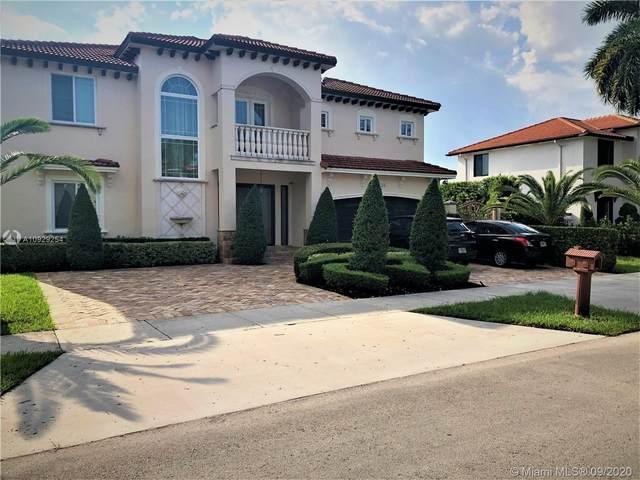 16234 NW 86th Ct, Miami Lakes, FL 33016 (MLS #A10929254) :: Albert Garcia Team