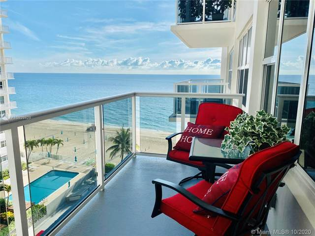 3700 Galt Ocean Dr #703, Fort Lauderdale, FL 33308 (MLS #A10929428) :: Ray De Leon with One Sotheby's International Realty