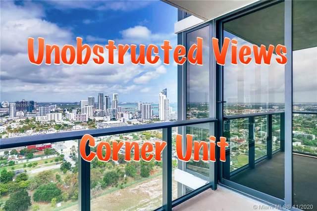 1600 NE 1st Ave #3416, Miami, FL 33132 (MLS #A10929597) :: Castelli Real Estate Services