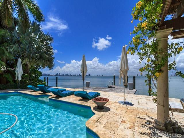5310 N Bay Rd, Miami Beach, FL 33140 (MLS #A10929618) :: THE BANNON GROUP at RE/MAX CONSULTANTS REALTY I