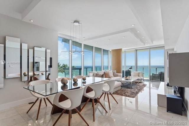 17001 Collins Ave #908, Sunny Isles Beach, FL 33160 (MLS #A10929625) :: Berkshire Hathaway HomeServices EWM Realty