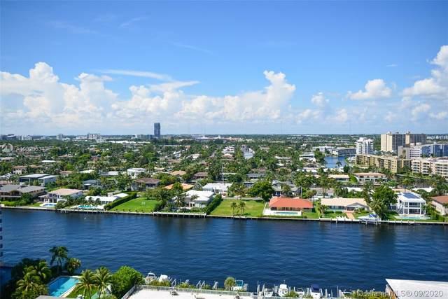 1985 S Ocean Dr 16F, Hallandale Beach, FL 33009 (MLS #A10929634) :: Carole Smith Real Estate Team