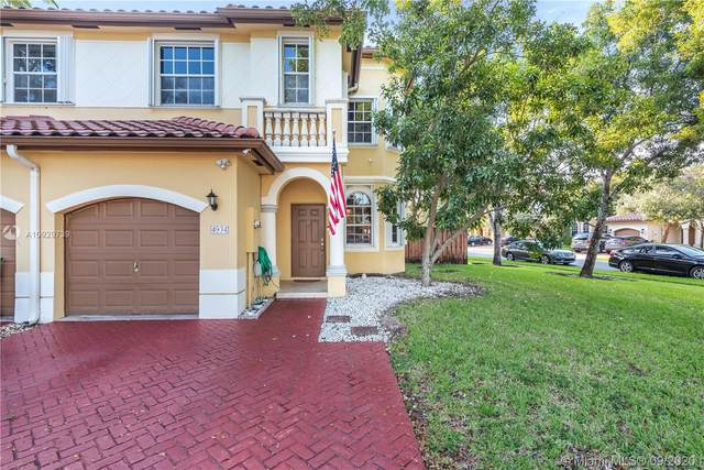 4934 SW 135th Ter #4934, Miramar, FL 33027 (MLS #A10929739) :: The Howland Group