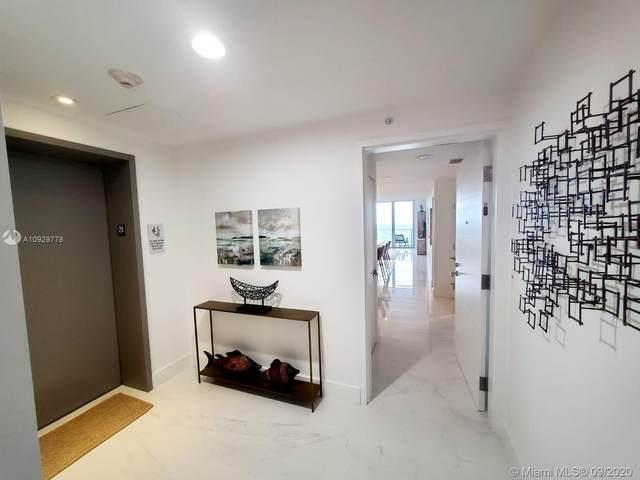 16385 Biscayne Blvd #2905, North Miami Beach, FL 33160 (MLS #A10929778) :: Berkshire Hathaway HomeServices EWM Realty