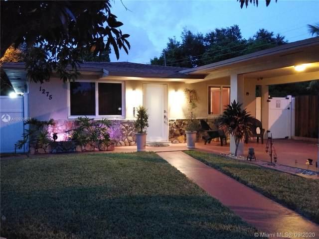 1275 NE 155th St, North Miami Beach, FL 33162 (MLS #A10929807) :: United Realty Group