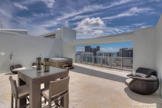 90 SW 3rd St Ph-14, Miami, FL 33130 (MLS #A10929888) :: The Howland Group