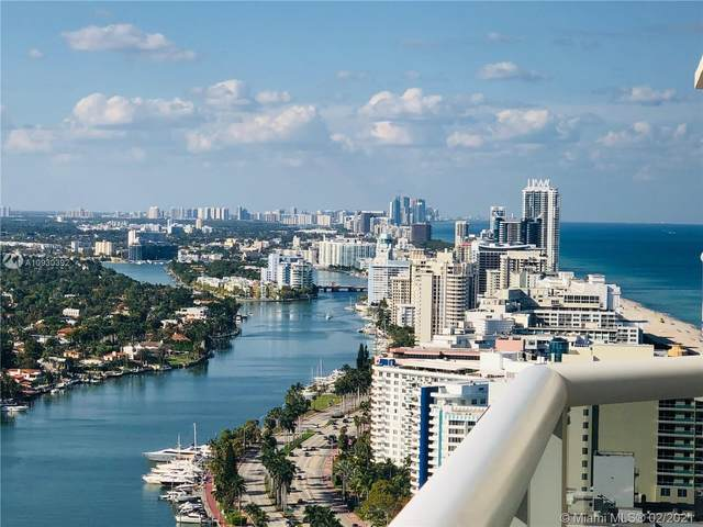 4779 Collins Ave #3806, Miami Beach, FL 33140 (MLS #A10930392) :: The Teri Arbogast Team at Keller Williams Partners SW