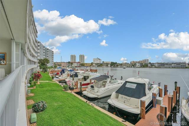 410 Golden Isles Dr #207, Hallandale Beach, FL 33009 (MLS #A10930398) :: Berkshire Hathaway HomeServices EWM Realty