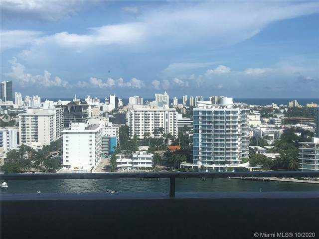 11 Island Ave #2006, Miami Beach, FL 33139 (MLS #A10930514) :: The Pearl Realty Group