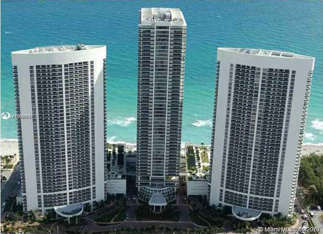 1830 S Ocean Dr #4411, Hallandale Beach, FL 33009 (MLS #A10930532) :: Prestige Realty Group