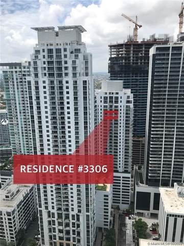 1050 Brickell Avenue #3306, Miami, FL 33131 (MLS #A10931001) :: Compass FL LLC