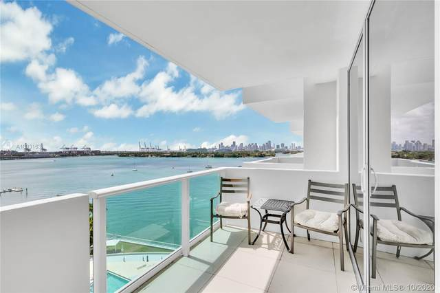 1200 West Ave #1030, Miami Beach, FL 33139 (MLS #A10931631) :: Ray De Leon with One Sotheby's International Realty
