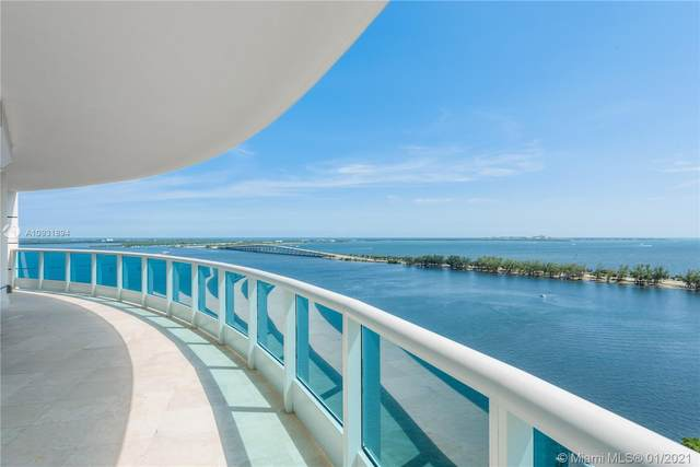 2127 Brickell Ave 2401-02, Miami, FL 33129 (MLS #A10931894) :: The Riley Smith Group