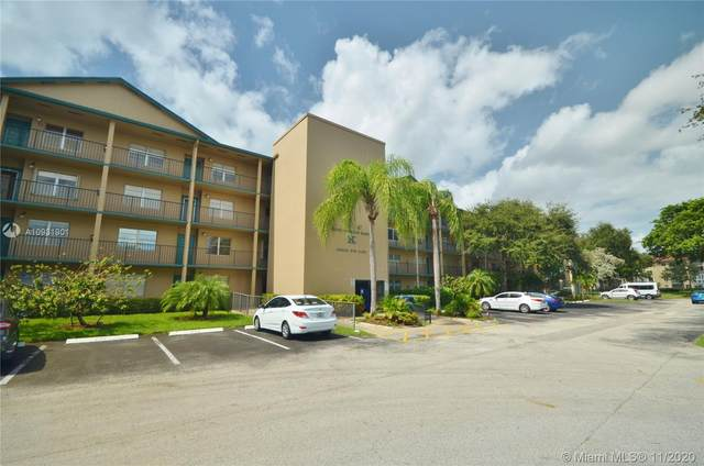 12650 SW 6th St 315K, Pembroke Pines, FL 33027 (MLS #A10931901) :: Berkshire Hathaway HomeServices EWM Realty