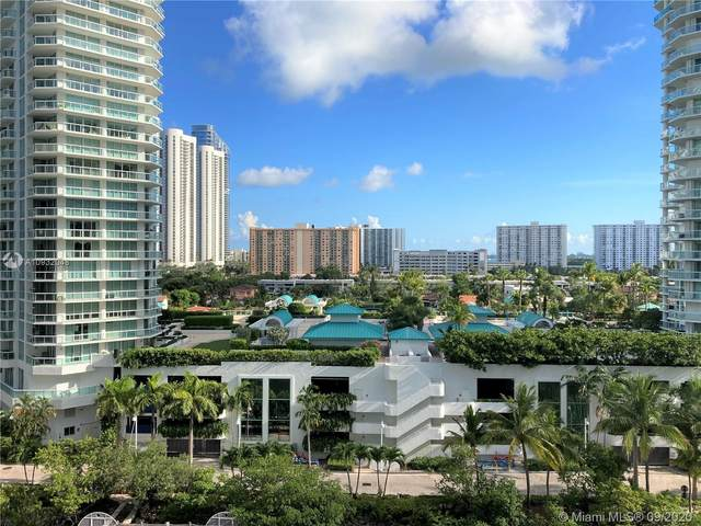 250 Sunny Isles Blvd 3-806, Sunny Isles Beach, FL 33160 (MLS #A10932048) :: Berkshire Hathaway HomeServices EWM Realty