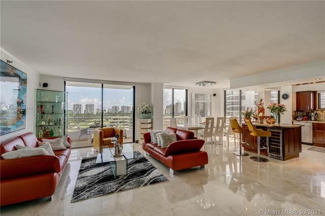 3300 NE 192nd St #1612, Aventura, FL 33180 (MLS #A10932242) :: Castelli Real Estate Services