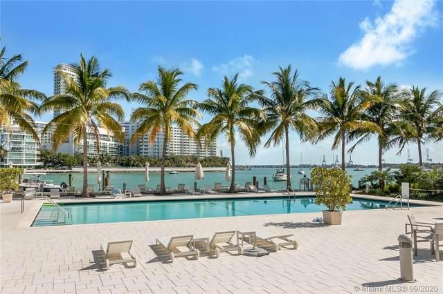 20 Island Ave #501, Miami Beach, FL 33139 (MLS #A10932297) :: The Teri Arbogast Team at Keller Williams Partners SW