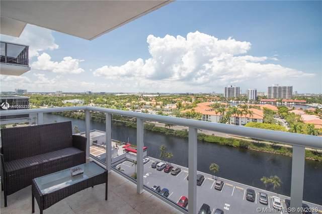3675 N Country Club Dr #1101, Aventura, FL 33180 (MLS #A10932396) :: Berkshire Hathaway HomeServices EWM Realty