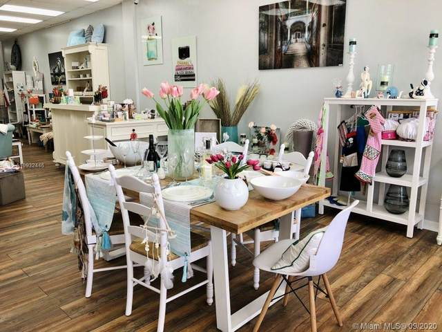 Home Decor & Gift Store - Deerfield Mall, Deerfield Beach, FL 33442 (MLS #A10932446) :: The Jack Coden Group